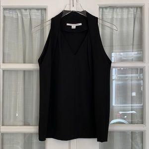 Diane Von Furstenberg top, size P